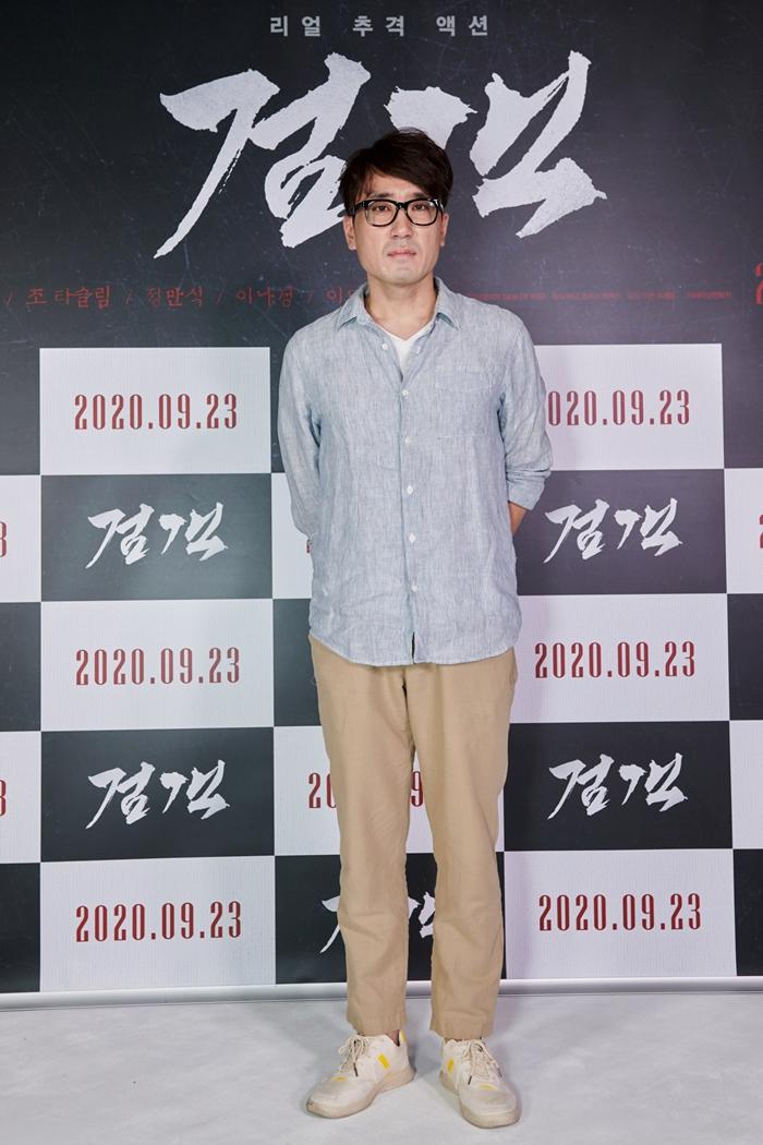 영화 '검객' 최재훈 감독. 사진 오퍼스픽쳐스