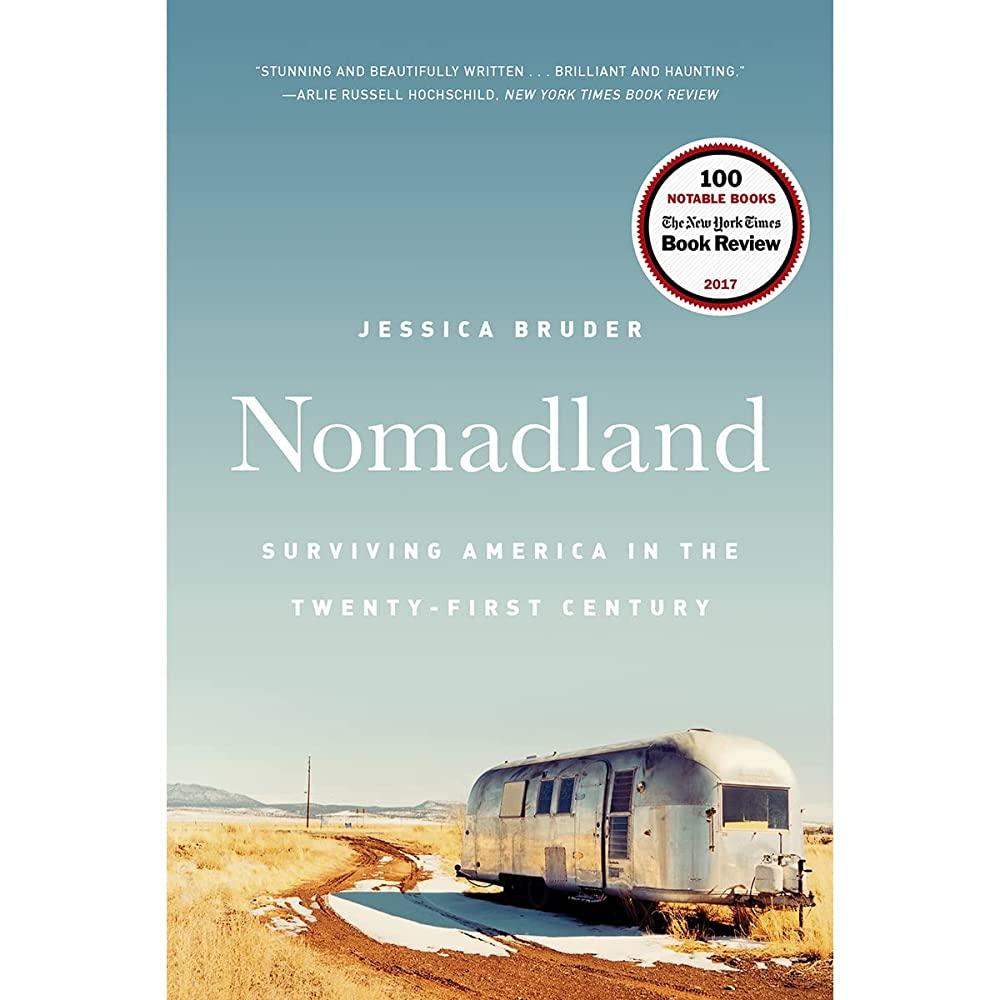 영화 '노마드랜드' 포스터