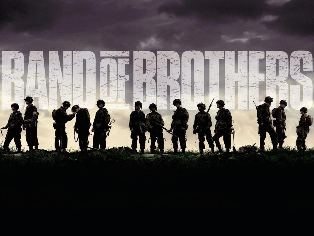 드라마 '밴드 오브 브라더스' 포스터. 사진 HBO