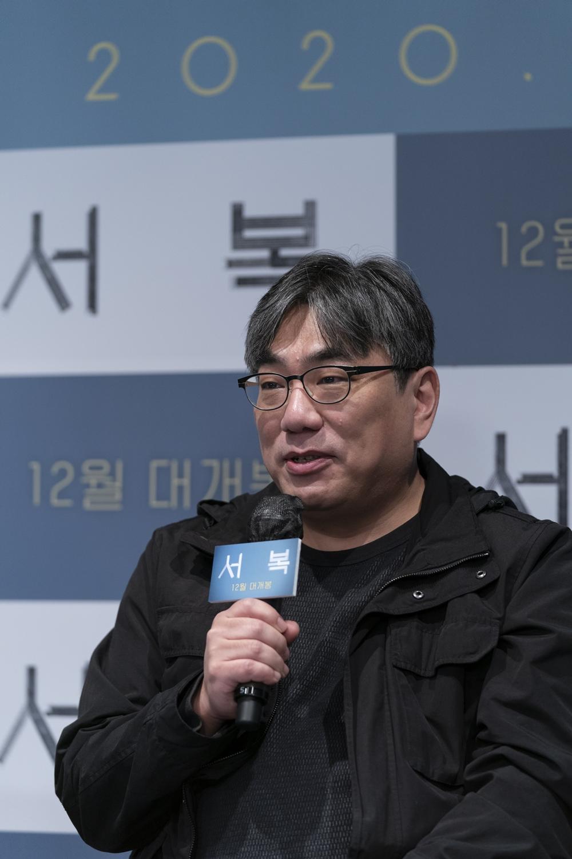 영화 '서복' 이용주 감독. 사진 CJ엔터테인먼트
