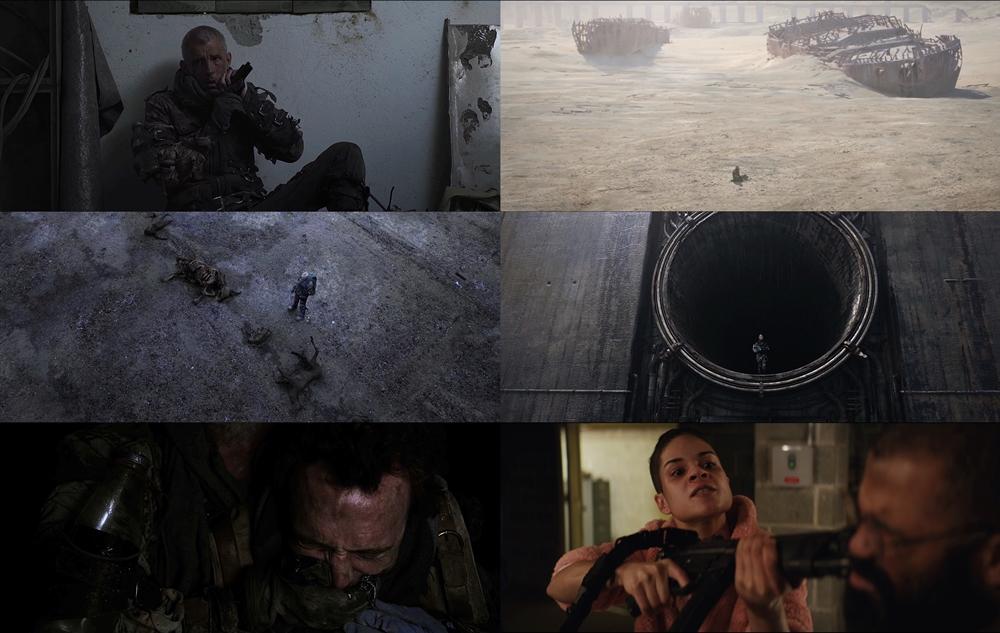 영화 '아마겟돈 2046' 스틸. 사진 (주)모쿠슈라픽처스