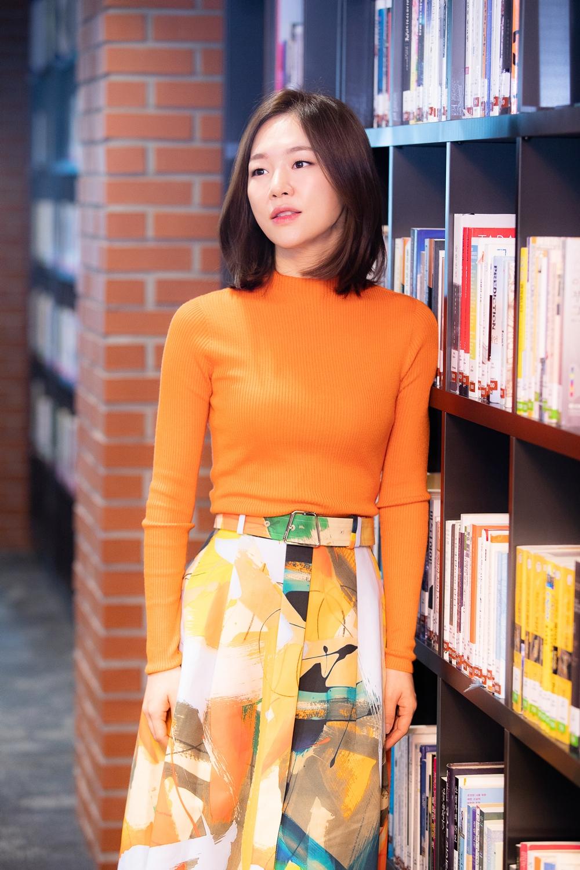 영화 '미나리' 배우 한예리. 사진 판씨네마